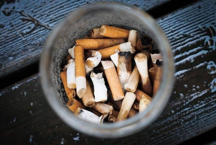 Cigarette-Butts