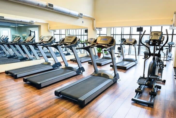 treadmills-in-line-gym