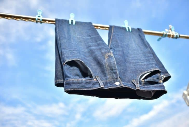 drying-jeans