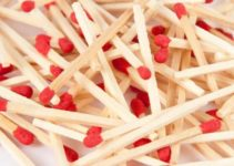 Can You Flush Matches Down The Toilet? (And in Garbage?)
